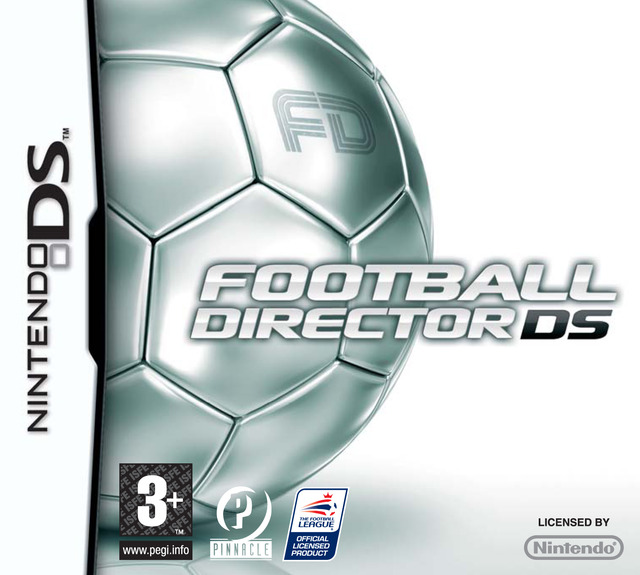 Caratula de Football Director DS para Nintendo DS