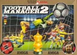 Caratula de Football Manager 2 para Amiga