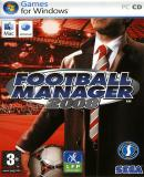 Caratula nº 110765 de Football Manager 2008 (640 x 919)