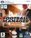 Caratula nº 130340 de Football Manager 2009 (640 x 900)