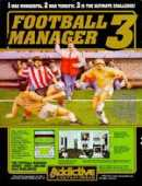 Caratula de Football Manager 3 para PC