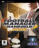 Caratula nº 127404 de Football Manager Handheld 2009 (640 x 1098)