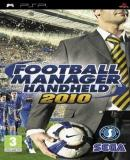 Carátula de Football Manager Handheld 2010