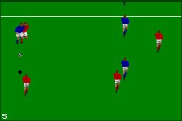 Pantallazo de Football Manager World Cup Edition 1990 para Atari ST