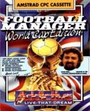 Carátula de Football Manager World Cup Edition