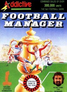 Caratula de Football Manager para MSX