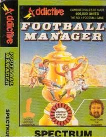 Caratula de Football Manager para Spectrum