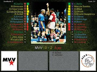 Pantallazo de Football Masters And Championship Rugby Manager para PC