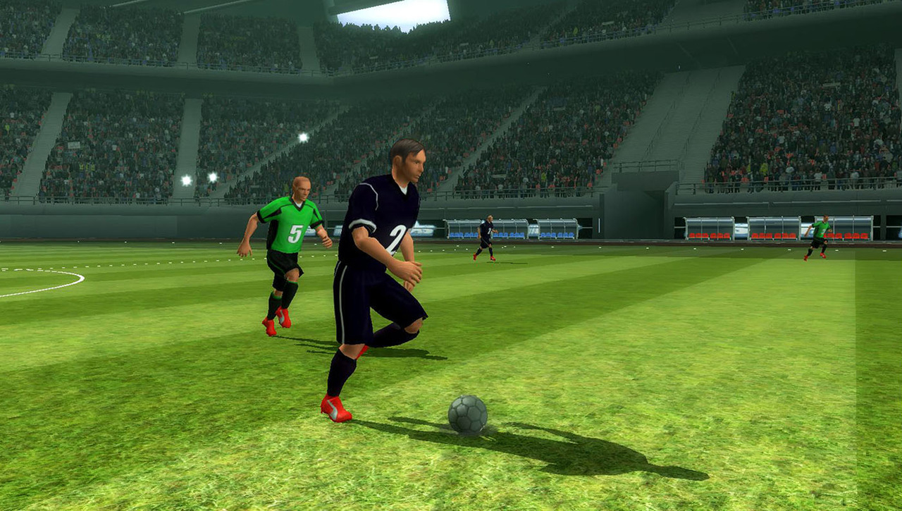 Pantallazo de Football SuperStars para PC