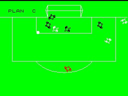 Pantallazo de Footballer Of The Year 2 para Amstrad CPC
