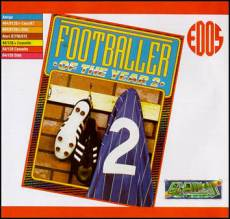 Caratula de Footballer of the Year II para Commodore 64