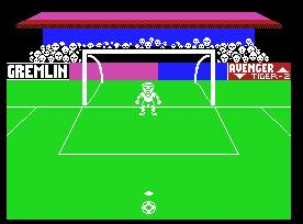 Pantallazo de Footballer of the Year para MSX