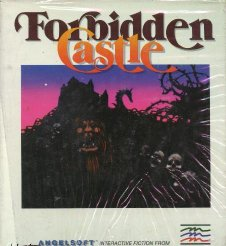 Caratula de Forbidden Castle para PC