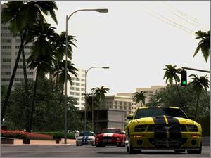 Pantallazo de Ford Bold Moves Street Racing para Xbox