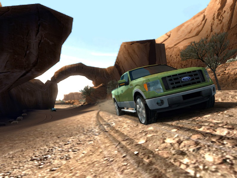 Pantallazo de Ford Racing: Off Road para PC