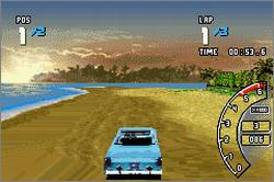 Pantallazo de Ford Racing 3 para Game Boy Advance