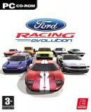 Carátula de Ford Racing Evolution