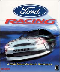 Caratula de Ford Racing para PC
