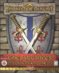 Caratula de Forgotten Realms: The Archives -- Collection One para PC