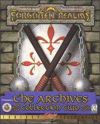 Caratula de Forgotten Realms: The Archives -- Collection Two para PC