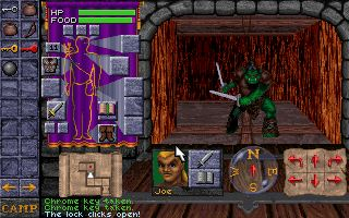 Pantallazo de Forgotten Realms Archives: Silver Edition para PC