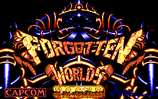 Pantallazo de Forgotten Worlds para PC