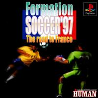 Caratula de Formation Soccer \'97: The Road to France para PlayStation