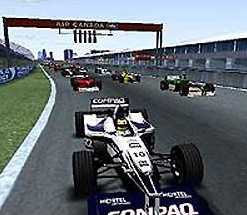 Pantallazo de Formula One 2001 para PlayStation 2