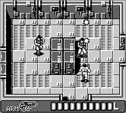Pantallazo de Fortified Zone 2 para Game Boy