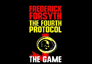 Pantallazo de Fourth Protocol, The para Amstrad CPC