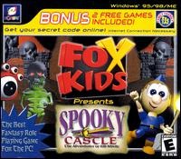 Caratula de Fox Kids Presents Spooky Castle: The Adventures of Kid Mystic para PC