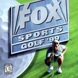 Caratula de Fox Sports Golf 99 para PC