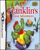 Caratula nº 37404 de Franklin's Great Adventures (200 x 177)