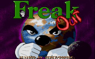 Pantallazo de Freak Out para Amiga