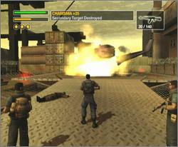 Pantallazo de Freedom Fighters para GameCube