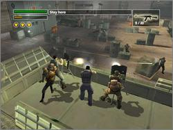 Pantallazo de Freedom Fighters para Xbox