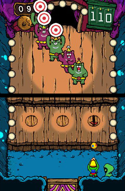 Pantallazo de Freshly-Picked: Tingle's Rosy Rupeeland para Nintendo DS