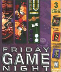 Caratula de Friday Game Night para PC