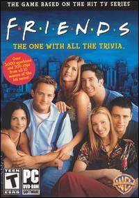 Caratula de Friends: The One With All the Trivia para PC