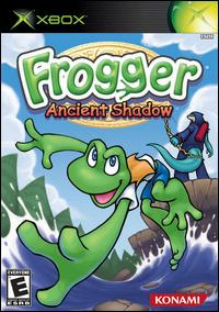 Caratula de Frogger: Ancient Shadow para Xbox