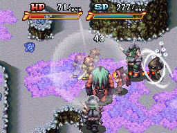 Pantallazo de From the Abyss para Nintendo DS
