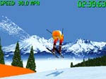 Pantallazo de Front Page Sports: Ski Racing para PC