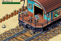 Pantallazo de Frontier Stories (Japonés) para Game Boy Advance