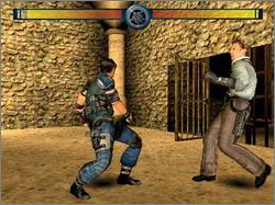 Pantallazo de Fugitive Hunter para PlayStation 2