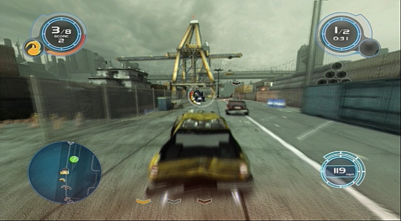 Pantallazo de Full Auto 2: Battlelines para PlayStation 3