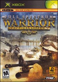 Caratula de Full Spectrum Warrior: Ten Hammers para Xbox