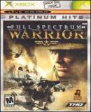 Caratula nº 106469 de Full Spectrum Warrior [Platinum Hits] (200 x 282)