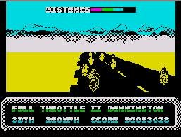 Pantallazo de Full Throttle 2 para Spectrum