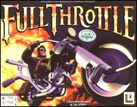 Caratula de Full Throttle para PC