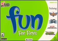 Caratula de Fun for Boys para PC